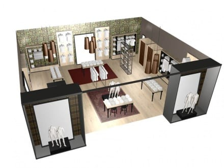 retail space planning services