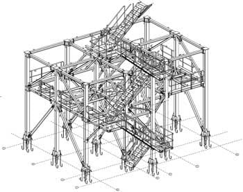 structural 2d drafting Services