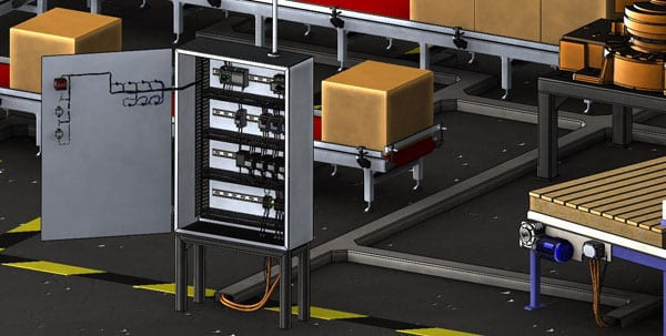Electrical design services