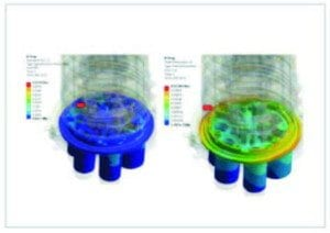 Thermal Loading using FEA