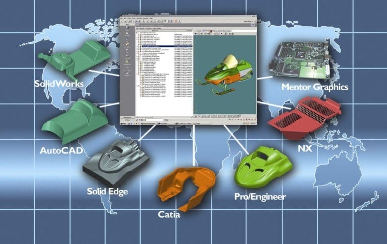 CAD drafting software autocad,catia,solidworks,microstation