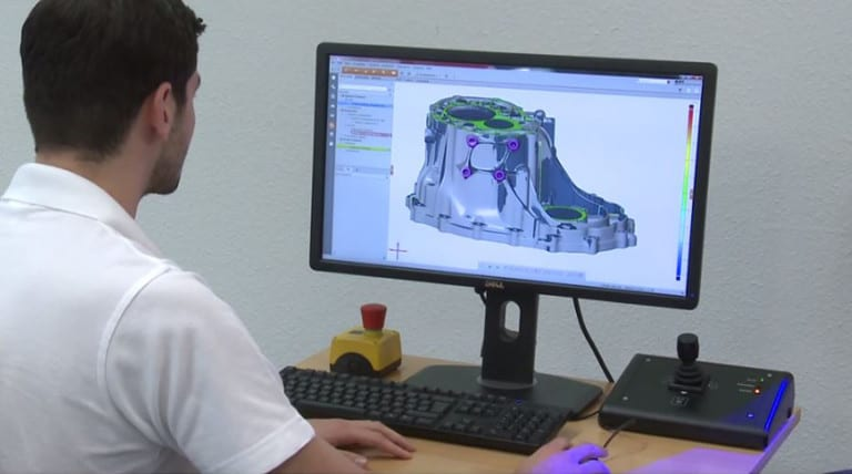WHAT IS 3D SCANNING, CMM
