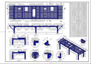 Mechanical 2D & 3D Drafting 3