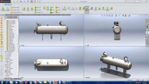 Mechanical 3D Animation