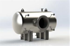 Pressure vessels sample drawings