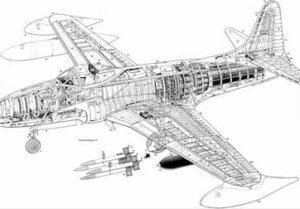 aerospace cad drafter
