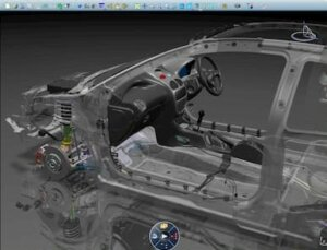 automative design cad drafter
