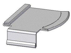 sheet metal guidelines hems