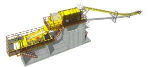 silica load unit