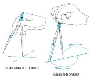 using divider